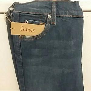 REPOSH! 🌟 James Jeans Capri Sz 32 (fit 30/31) 🌟
